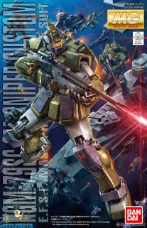 Gundam RGM-79SC GM Sniper Custom 1/100 MG