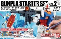 Gundam RX-78-2 Gunpla Starter set vol. 2