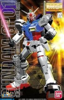Gundam RX-78 GP01 1/100 MG
