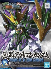 Gundam Sangoku Soketsuden 14 Zhang He Altron Gundam