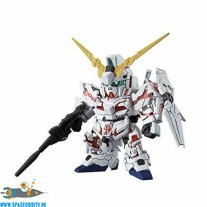 Gundam SD Cross Silhouette Unicorn Gundam (destroy mode)