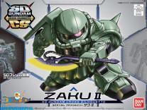 Gundam SD Cross Silhouette Zaku II
