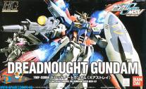 Gundam Seed MSV 07 Dreadnought Gundam