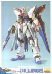 Gundam Seed Strike Freedom Gundam 1/100 MG
