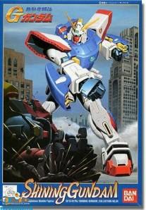 Gundam Shining Gundam 1/144 schaal