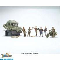 Gundam U.C,Hardgraph Rambal Ral Commando Set