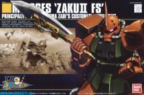 Gundam Universal Century 034 MS-06FS Zaku II FS