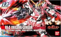 Gundam Universal Century 100 RX-0 Unicorn Gundam (Destroy Mode)