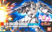 Gundam Universal Century 101 RX-0 Unicorn Gundam (Unicorn Mode)