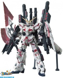 Gundam Universal Century 199 RX-0 Full Armor Unicorn (destroy mode / red color mode)