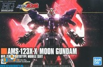 Gundam Universal Century 215 Moon Gundam