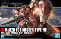 Gundam Universal Century 233 Me02R-F01 Messer Type