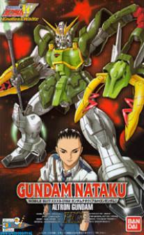 Gundam Wing EW-1 Gundam Nataku 1/100 HG