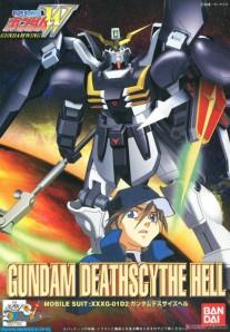 Gundam Wing WF-12 Gundam Deathscythe Hell