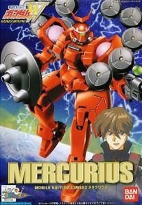Gundam Wing WF-08 Mercurius