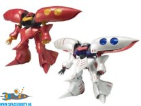 Gundam Zeonography Qubeley Red & White