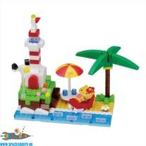 Hello Kitty Nanoblock Hello Kitty Beach with a Lighthouse.