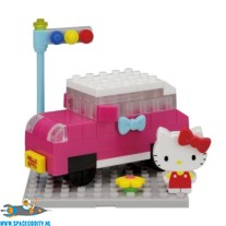 Hello Kitty Nanoblock Hello Kitty Car.
