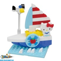 ​Hello Kitty Nanoblock Hello Kitty Yacht