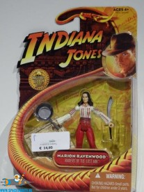 ​Indiana Jones actiefiguur Marion Ravenwood