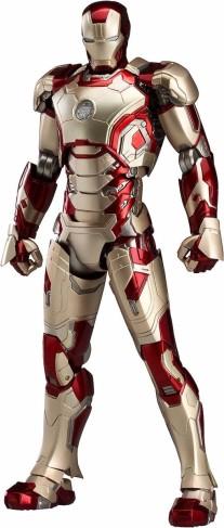 Iron Man 3 Figma Iron Mark 42 actiefiguur
