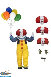 It! ultimate Pennywise 1990 ver. actiefiguur