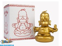 ​Kidrobot The Simpsons vinyl figuur Golden Buddha Homer