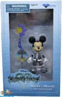 Kingdom Hearts actiefiguur Mickey Mouse