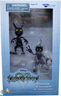 Kingdom Hearts actiefiguur Shadow & Soldier