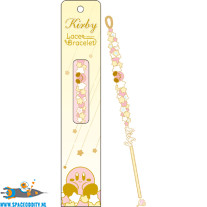 Kirby Lace Bracelet Kirby sterren