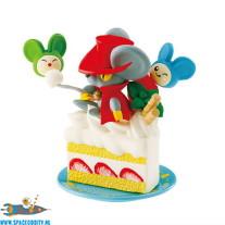 Kirby Re-Ment Tea time Daroach's Short Cake
