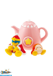 Kirby Re-ment Tea time King Dedede