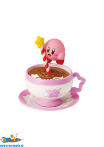 Kirby Re-Ment Tea time Kirby star au lait