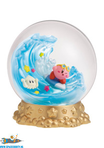 Kirby Re-Ment Terrarium PuPuPu Seasons Surfing