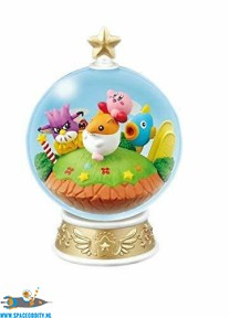 ​Kirby terrarium collection super DX: Kirby's Friends