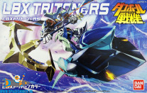 LBX Triton & Riding Saucer non scale bouwpakket