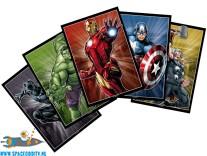 Marvel ansichtkaarten set