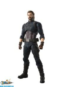 Marvel Avengers Infinity War S.H.Figuarts Captain America actiefiguur