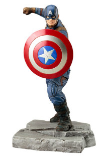 Marvel Captain America Civil War ARTFX+ pvc statue