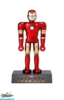 Marvel Chogokin Heroes Iron Man Mark 3 figuur 10 cm