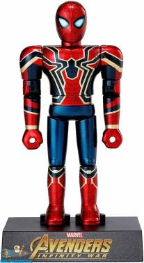 Marvel Chogokin Heroes Spider-Man figuur 10 cm