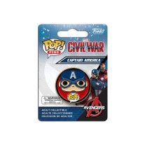 Marvel Comics Pop! pin badge Avengers Captain America