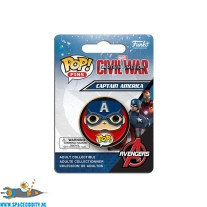 Marvel Comics Pop! pin badge Avengers Captain America