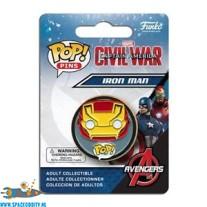 Marvel Comics Pop! pin badge Avengers Iron Man
