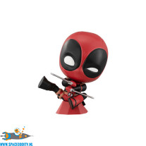Marvel Deadpool capchara minifiguur versie 2 sword