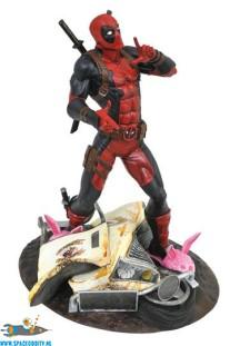 Marvel Gallery pvc statue Taco Truck Deadpool