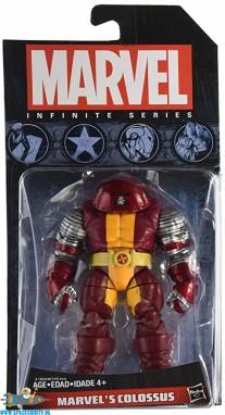 Marvel infinite series actiefiguur Marvel's Colossus