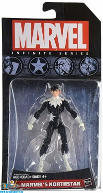 ​Marvel infinite series actiefiguur Marvel's Northstar
