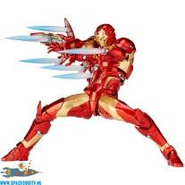 Marvel Iron Man Revoltech Iron Man Bleeding edge Armor actiefiguur