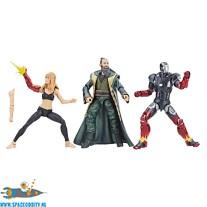 Marvel Legends actiefiguren Pepper Potts & Iron Man Mark XXII & The Mandarin